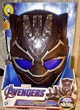 Hasbro Marvel Legends Series * BLACK PANTHER * Vibranium Power FX Mask AWESOME