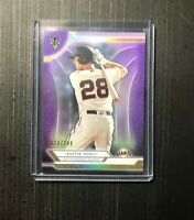 2018 Topps Triple Threads Amethyst Buster Posey - /299