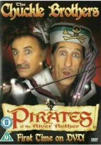 Chuckle Brothers DVD Pirates - Rare Movie Comedy