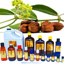 Jojoba Oil Pure Unrefined Raw Organic Virgin Sizes 3 ml - 1 gallon