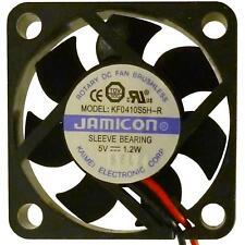 5V DC Case Cooling Fan JAMICON 40x40x10mm  PC Heat Sink  Fan
