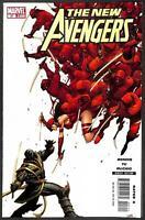 New Avengers #27 1st App of Hawkeye as Ronin VFN