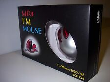 MP3 FM Mouse For Windows 2000/98 400DPI