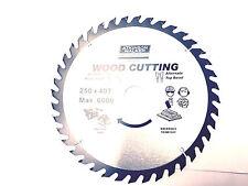 250mm PRO TCT CIRCULAR SAW BLADE FOR WOOD CUTTING - 40 TEETH (30mm Bore)