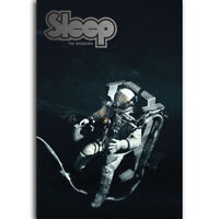 Art Sleep The Sciences 2018 Rock Music Metal Band Album Poster 20x30 24x36 P1054