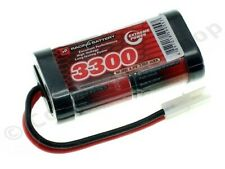 4.8V 3300mAh SC battery pack For Radio Control Car 4 Cell 2x2