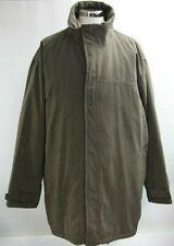 Men's Paul Berman Brown Coat (5XL).. Sample 4744