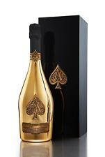 Ace of Spades - Armand de Brignac Champagne Brut Gold Bottle - 750 ml