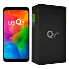 New LG Q7 Q610 32GB Dual-SIM Lavender Violet Android Factory Unlocked 4G SIMFree