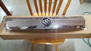 ✅2013-18 Buick Encore Liftgate Hatch Applique Trim Panel Molding w/ Camera OEM
