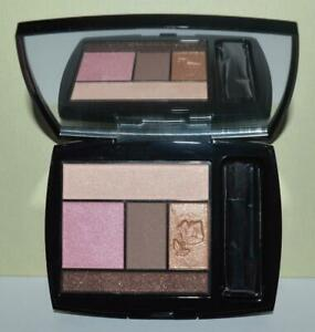 LANCOME Sienna Sultry #202 Color Design 5 Shadow & Liner Palette FULL SIZE BNIB