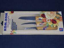 Fruit Carving Knife Set - Thai Carving Knife - Kom Kom Fruit Carving Knife Set