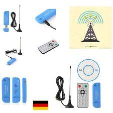 USB 2.0 Digital DVB-T SDR+DAB+FM HDTV TV Tuner Receiver Stick RTL2832U+R820TG@