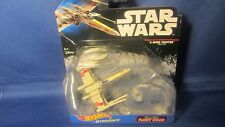 New Hot Wheels Star Wars Starship X-Wing Fighter Red 5