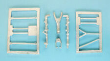 Mirage III and V Landing Gear for 1/72nd Scale PJ Productions Model SAC 72096