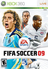 FIFA Soccer 09: Ultimate Team (Microsoft Xbox 360, 2009) - Complete