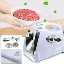New listing 2800W Electric Meat Grinder Stainless Steel Sausage Filler Mincer Maker 110V New