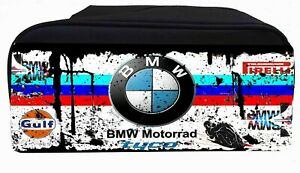BMW Motorrad Oil Can Sports Boot Bag Football Rugby Toiletry Travel Tools Bag...