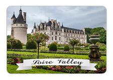 """France Loire Valley Travel Souvenir Photo Fridge Magnet Big size 3.5""""X2.4"""""""