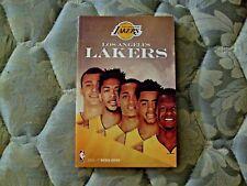 2016-17 LOS ANGELES LAKERS MEDIA GUIDE Yearbook 2017 Press Book Program NBA AD