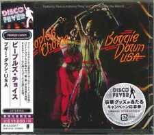 PEOPLE'S CHOICE-BOOGIE DOWN U.S.A.-JAPAN CD Ltd/Ed B63