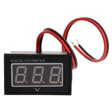 24V 36V 48V Golf Cart DC15-120V Digital Voltage Meter Battery Gauge Club Car Red
