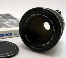 Nikon Zoom-Nikkor C 43-86mm F:3.5 zoom lens.  SN#574738