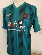 Official Llanfairpwll FC Away Shirt 2019/20, Size 2XL
