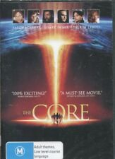 THE CORE -  Aaron Eckhart, Hilary Swank, Delroy Lindo -  DVD