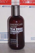 CASE OF 12 American Crew Tea Tree Conditioner. 8.45 oz. NEW. FREE SHIPPING.