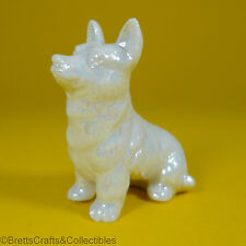 Wade Whimsies (2013) Fair Special Issues - Pearl Lustre Finish Corgi