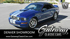 2007 Ford Mustang GT Blue 2007 Ford Mustang Convertible 8 Cylinder Engine 4.6L/281 Automatic Availabl