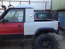 DISCOVERY BOBTAIL 200 300 Pickup  fiberglass kit project LAND ROVER SALE PRICE