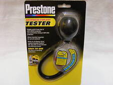 Prestone Antifreeze Coolant Tester Hydrometer