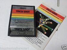 Atari 2600 Trick Shot with Manual for the Atari 2600 Video Game System
