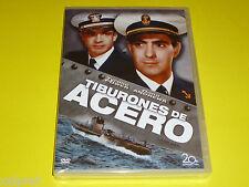 TIBURONES DE ACERO / CRASH DIVE English/Español DVD R2 Precintada
