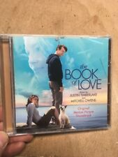 The Book of Love(Devil Blue Sea)Film Soundtrack OST CD 2017 New+Sealed Timberlak