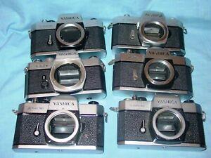 YASHICA  Kameras für Sammler oder Für Bastler !!!