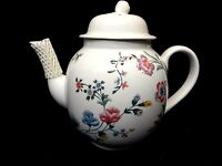 Laura Ashley (England) Chinese Silk 4 Cup Teapot