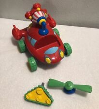 Mattel Disney Little Einsteins Transform N Go Pat Pat Rocket Motorized