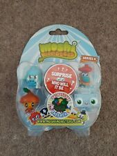 Moshi Monsters Pack of 5 Collectable Figures Series 4