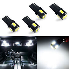 T10 High Power Samsung 5630SMD LED Lights Bulb for Interior Map Dome,4pcs,White