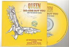 QUEEN no one but you CD SINGLE france french card sleeve
