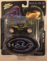 HALO 2 Johnny Lightning Series 1 The Hog Gold Warthog Diecast Vehicle Toy Bungie