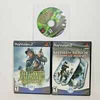 Medal of Honor: European Assault Rising Sun Frontline PlayStation 2 PS2 Game