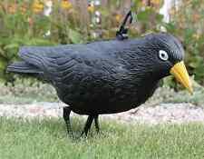 Greentower Rabe Comfort Lockvogel Tierschreck Taubenschreck Voglescheuche