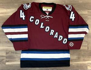 Colorado Avalanche Rob Blake Alternate NHL Hockey Jersey Vintage Koho Third 3rd