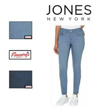 Jones New York Comfort Waist Skinny Jeans Pants JNY Jean VARIETY SIZE/COLOR F51