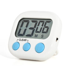 Vogue LED Digital Kitchen Cooking Timer Countdown Up Clock Loud Alarm Hour Meter