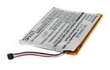 Batterie pour Garmin Nüvi 3400, 3450, 3490lmt, 3550 lm, 3750, 3450 LM et 3450 M